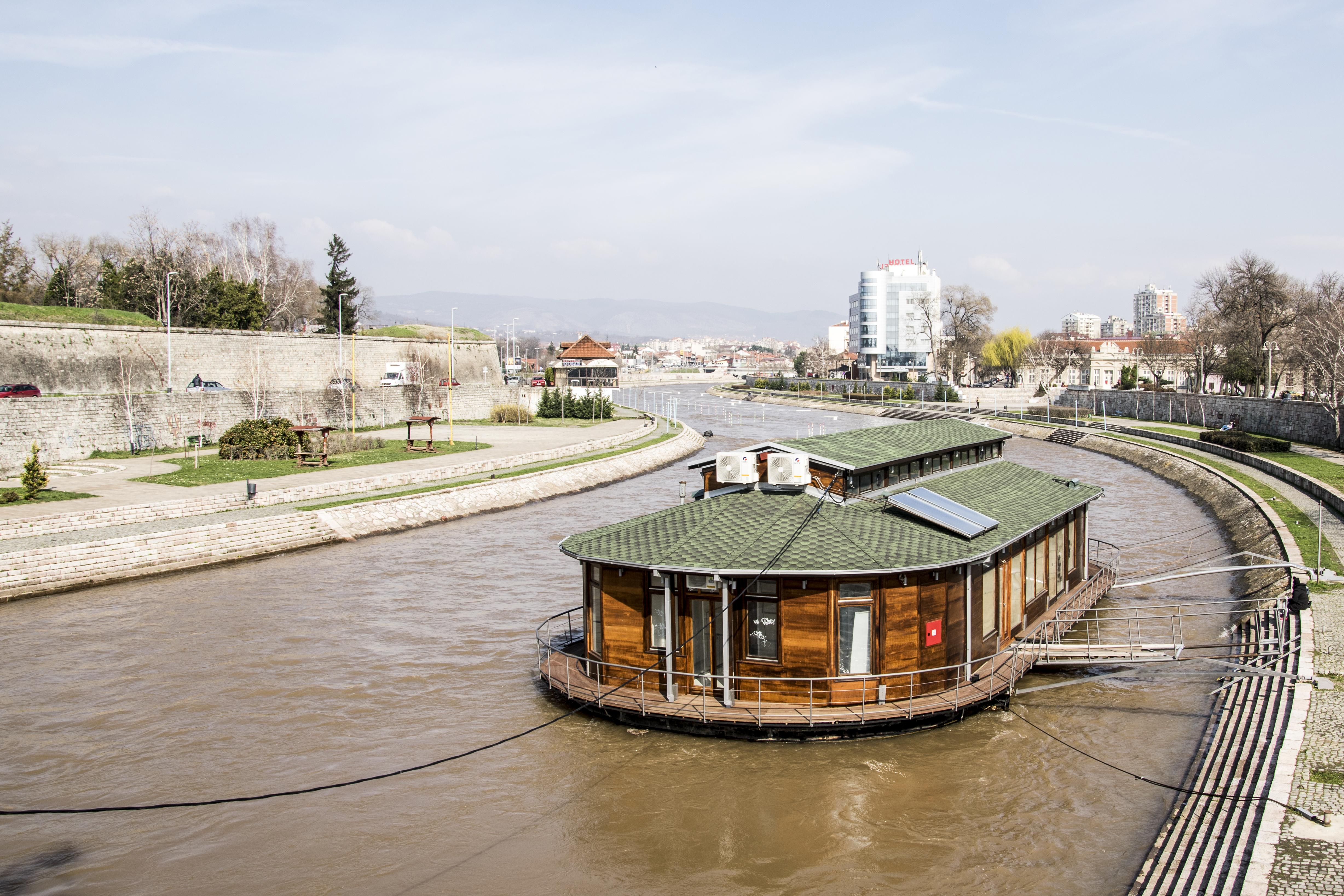 Zkus, jaké to je být boháč – Srbsko/ Niš